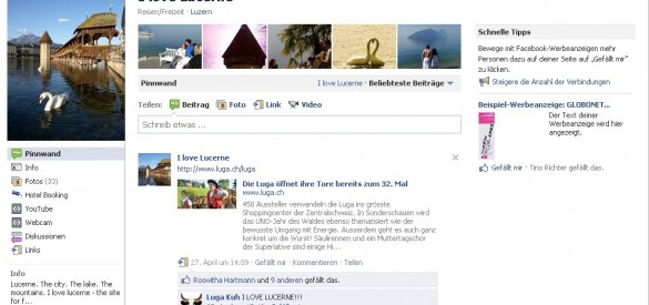 lucerne facebook